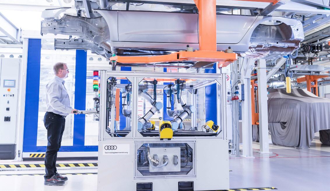 Cobots industria 5.0