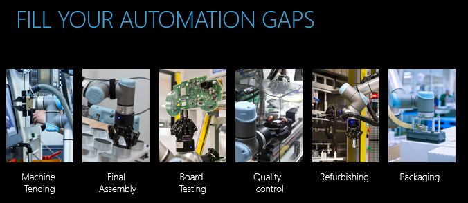 Fill your automation gap
