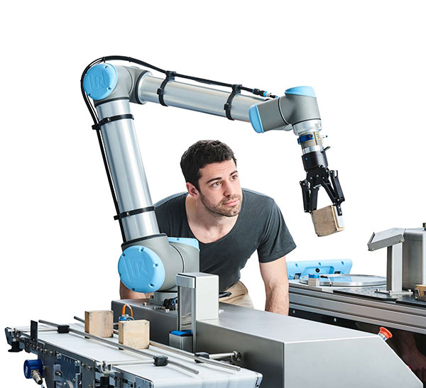 Palletizing-collaborative-robot