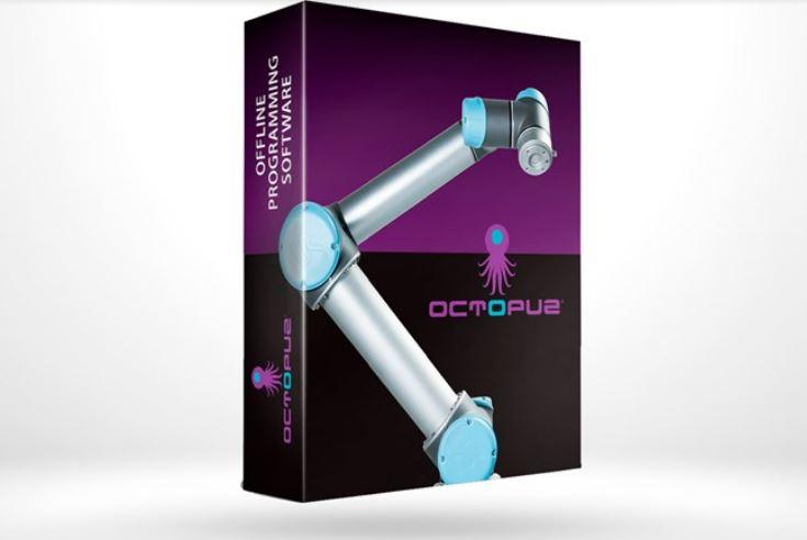 Find Octopuz' offline simulation software in the UR+ showroom