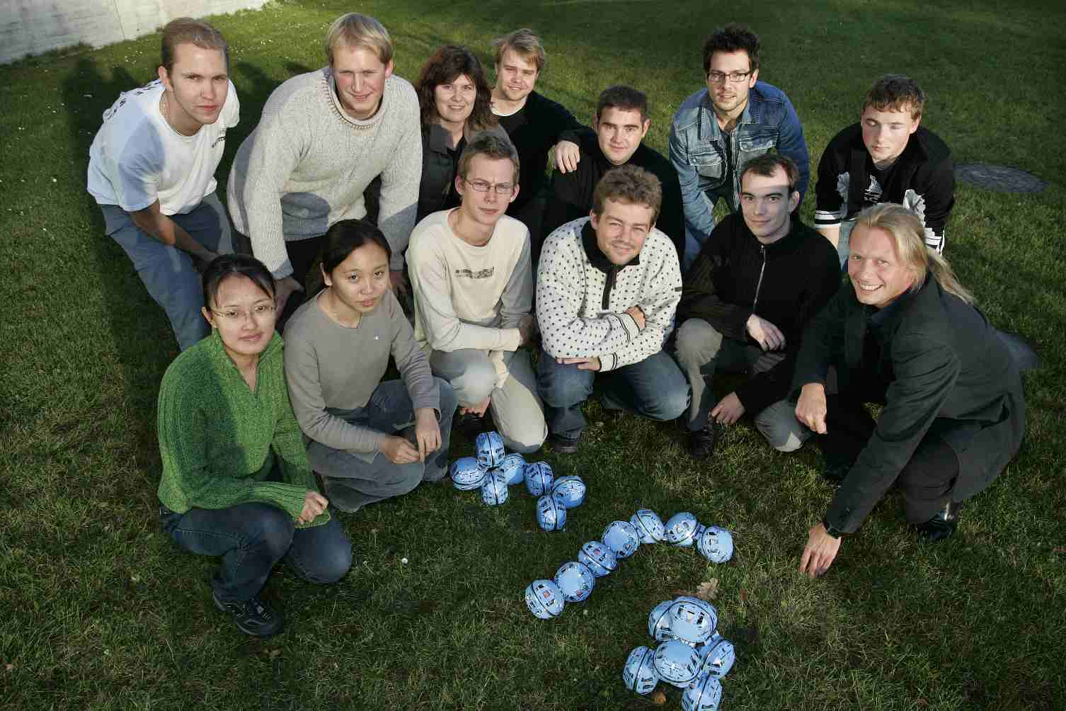 Maersk Institute at University of Southern Denmark, Odense, 2004 Esben's PhD project