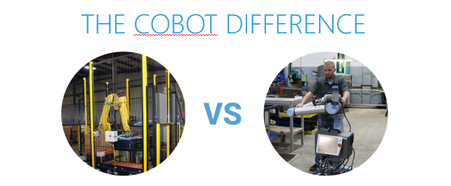To cobot difference
