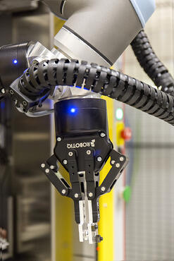 cobot industrie