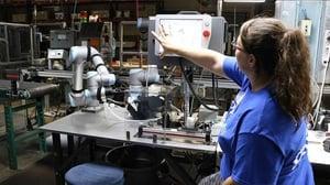 robots collaboratifs