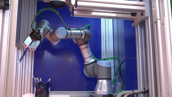 UR-Laser-Marking-Video