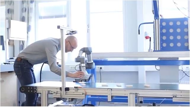 vision-guided applications in the factory of the future