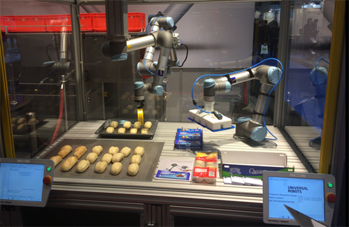Cobots In The Food Industry Universal Robots