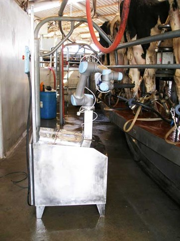 Collaborative Robots In The Farming Industry