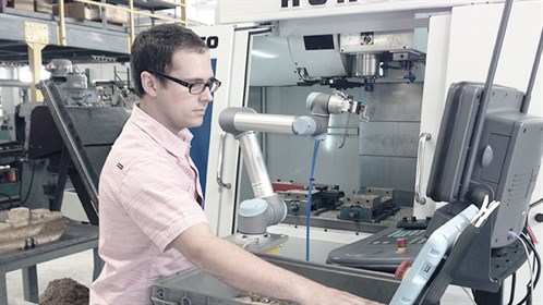 Collaborative Robots Is A Cost Effective Automation Solution