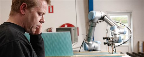 Gern Glas And Collaborative Robots
