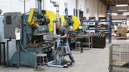 Lightweight Robots At Scott Fetzer Usa