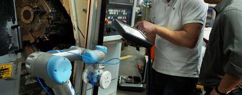 Linatex Collaborative Robots