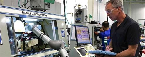 Tegra Medical Universal Robots Collaborative Robots