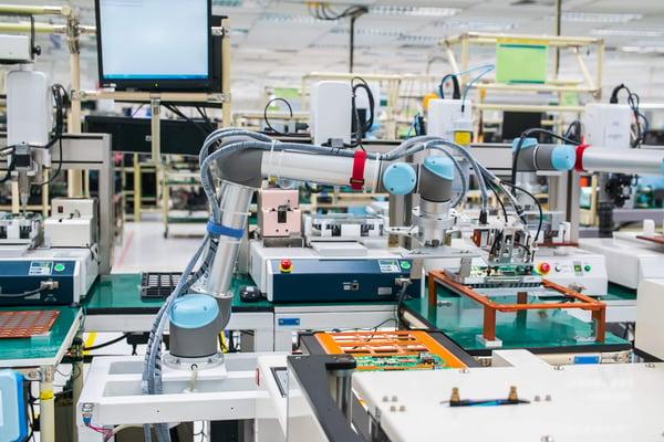 robot collaboratif assemblage