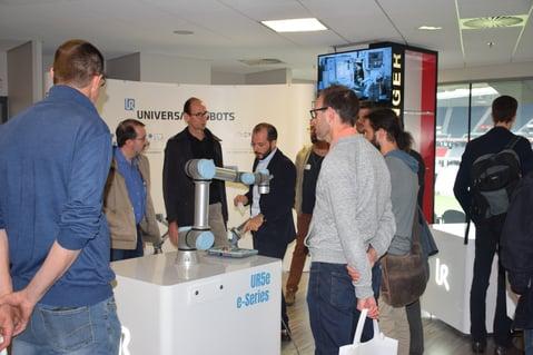workshop de Lille - cobot