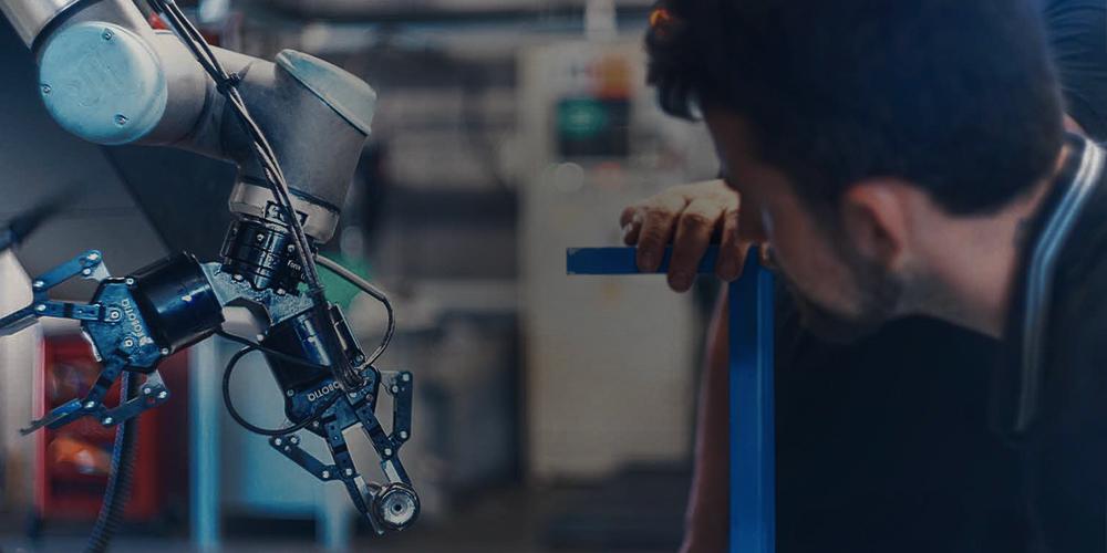 Robôs com inteligência artificial