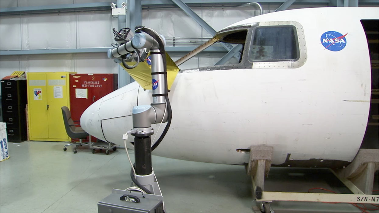 Robotic-Inspection-Aids-NASA-Efforts-to-Develop-Safer,-More-Cost-Effective-Aircraft-Manufacturing-Processes