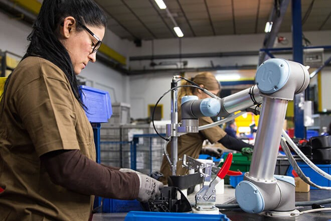 welcome to the age of cobots