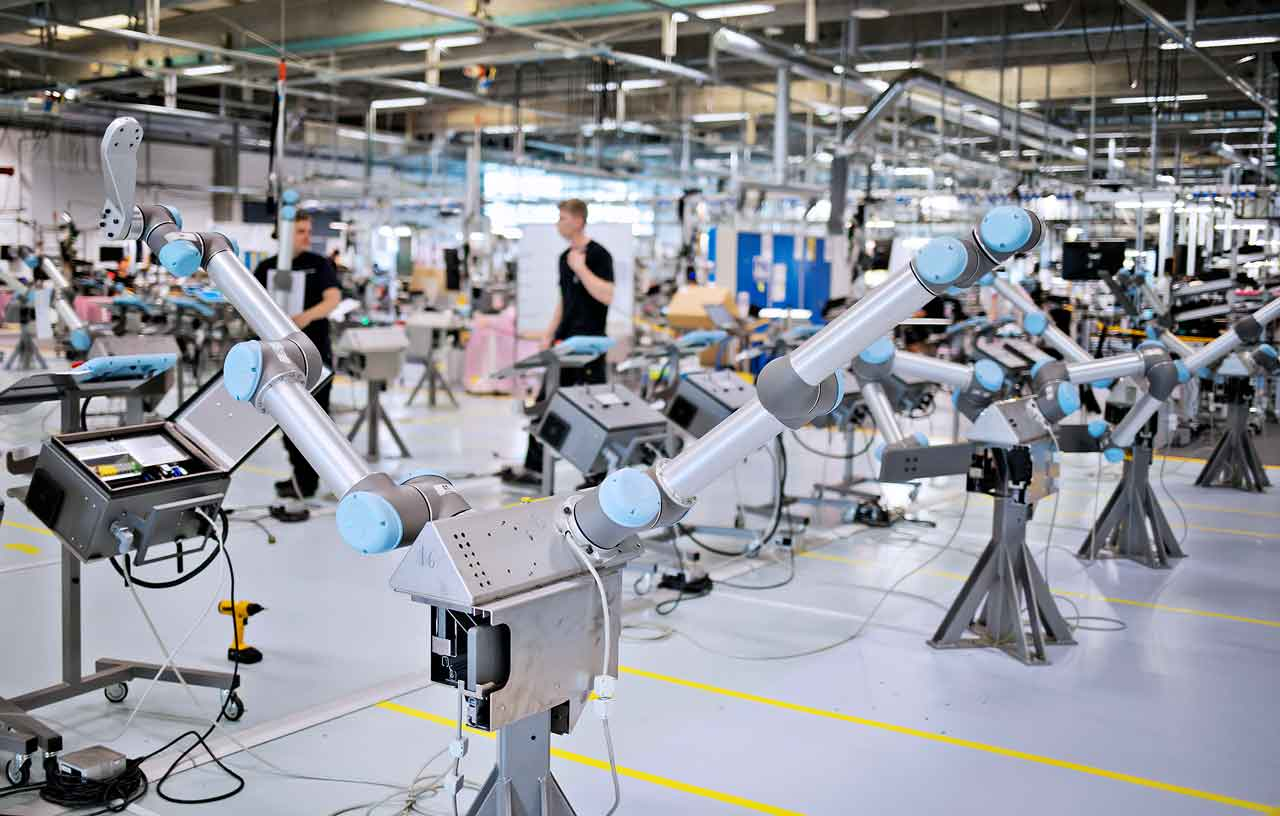 Manufacturing in the Age of COVID-19