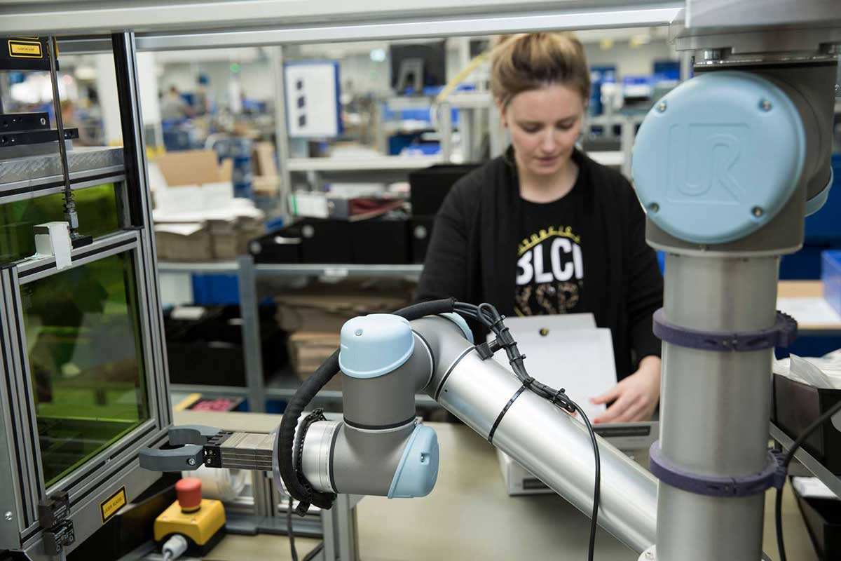 Adaptation, Business Continuity & Cobots