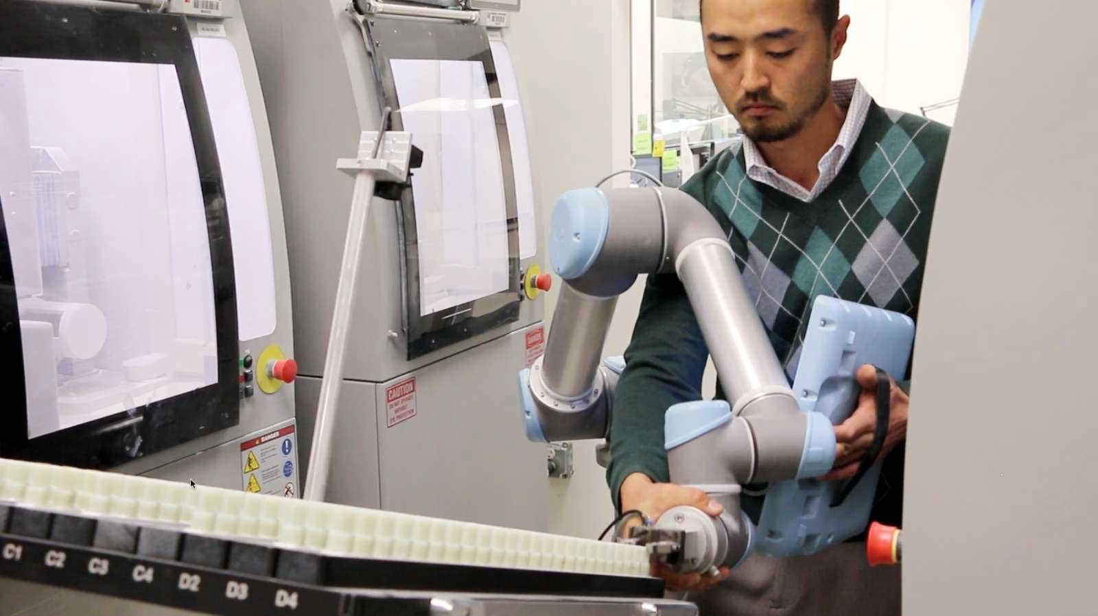 Adaptation, Business Continuity & Cobots: Machine Tending
