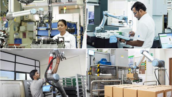 Quali settori o applicazioni è possibile automatizzare con i cobot? - Universal Robots