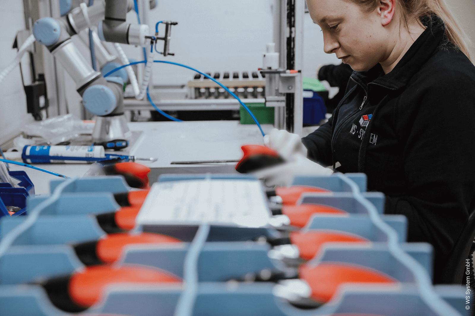WE - Industrie 4.0 - Hero