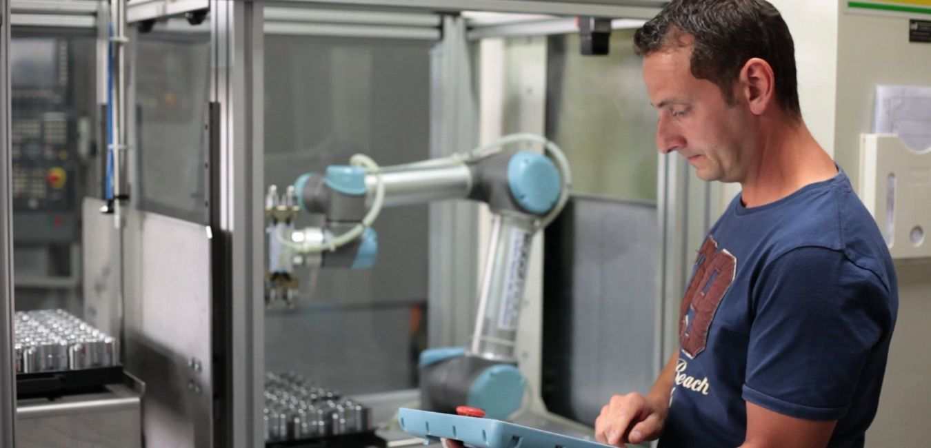 Robotique collaborative : l'avenir dans le monde du travail
